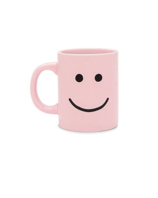 hot stuff ceramic mug - happy