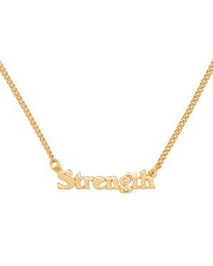 Necklace - Strength