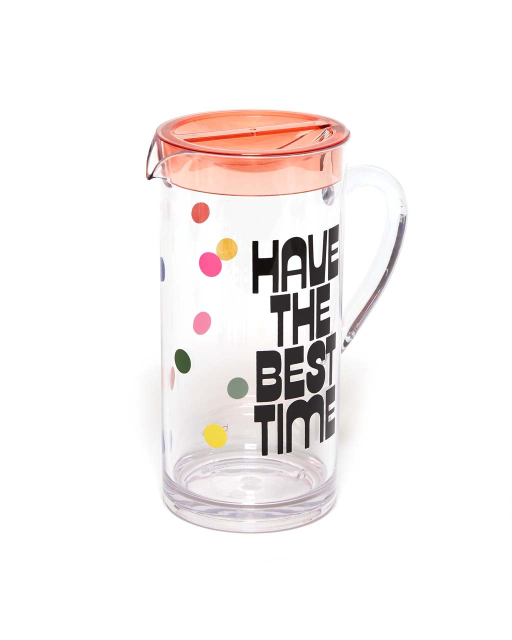 Party On Pitcher - Best Time