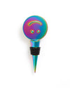 party on wine stopper - chroma