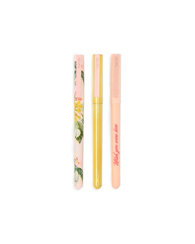 Write On Pen Set - Paradiso Greetings