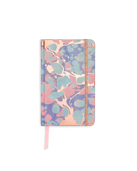 2019 Classic 12 Month Annual Planner   Moonstone by Ban.Do