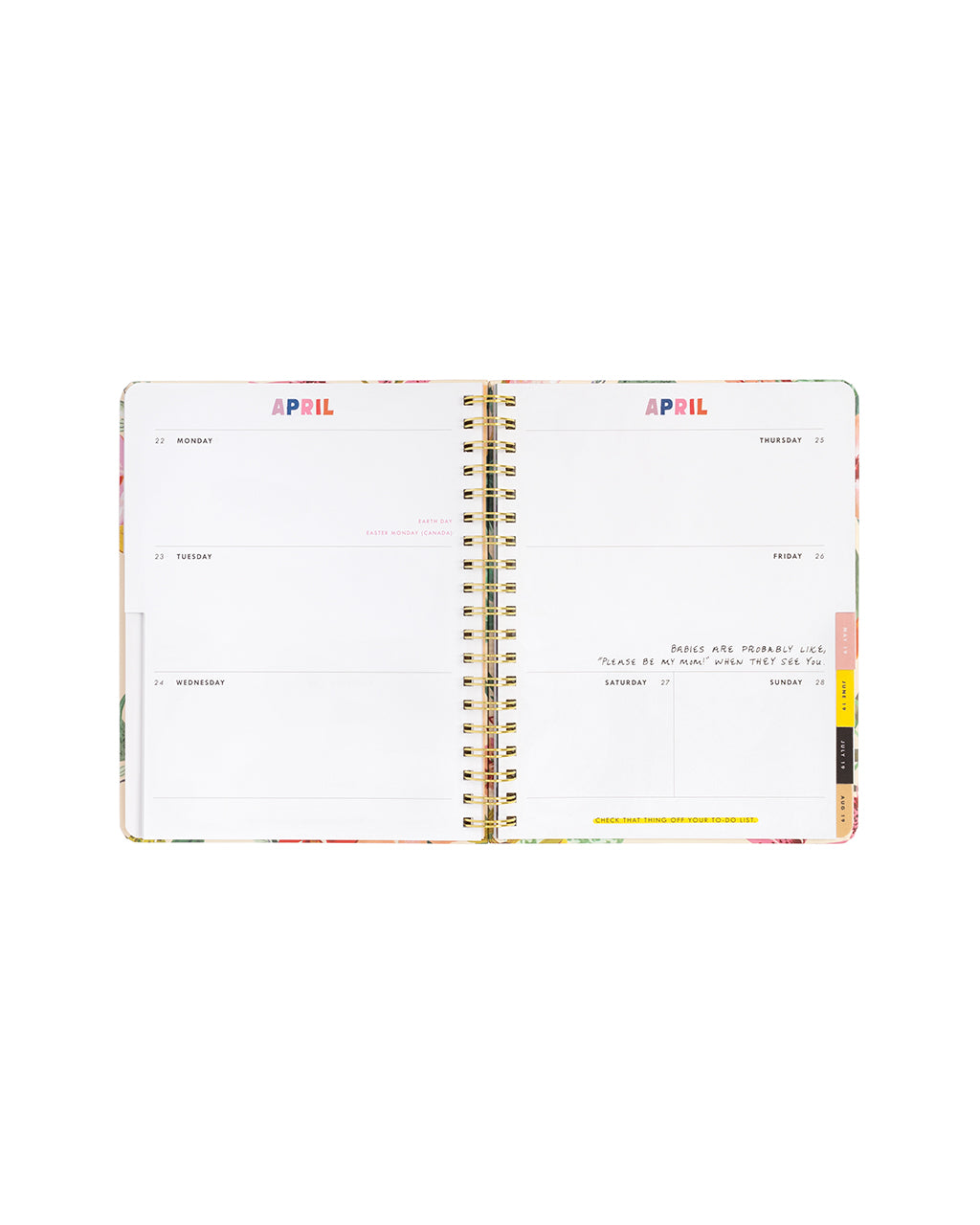 2019 large 12 month annual planner this will be my year by ban do