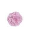 Mini Pom Pom Flower - Lilac