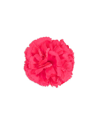 This Pom Pom Flower comes in a bright pink color.