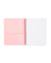Rough Draft Mini Notebook - I Am Very Busy, Pink