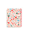 Rough Draft Mini Notebook - Confetti