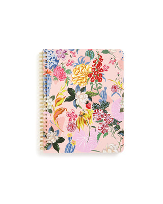 rough draft mini notebook - garden party