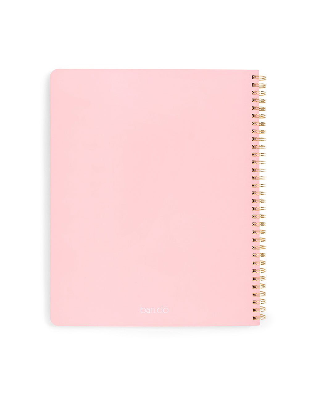 Rough Draft Large Notebook - I Am Very Busy, Pink/Holographic