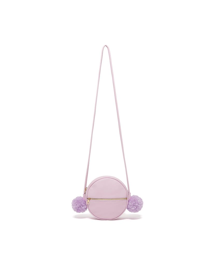 This Sidekick Crossbody Bag comes in lilac purple.