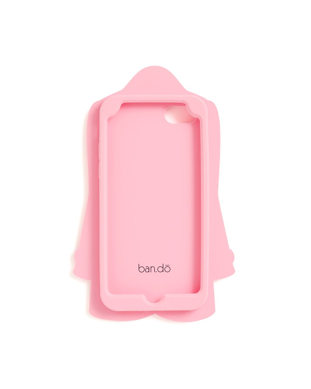 silicone iphone case - business suit