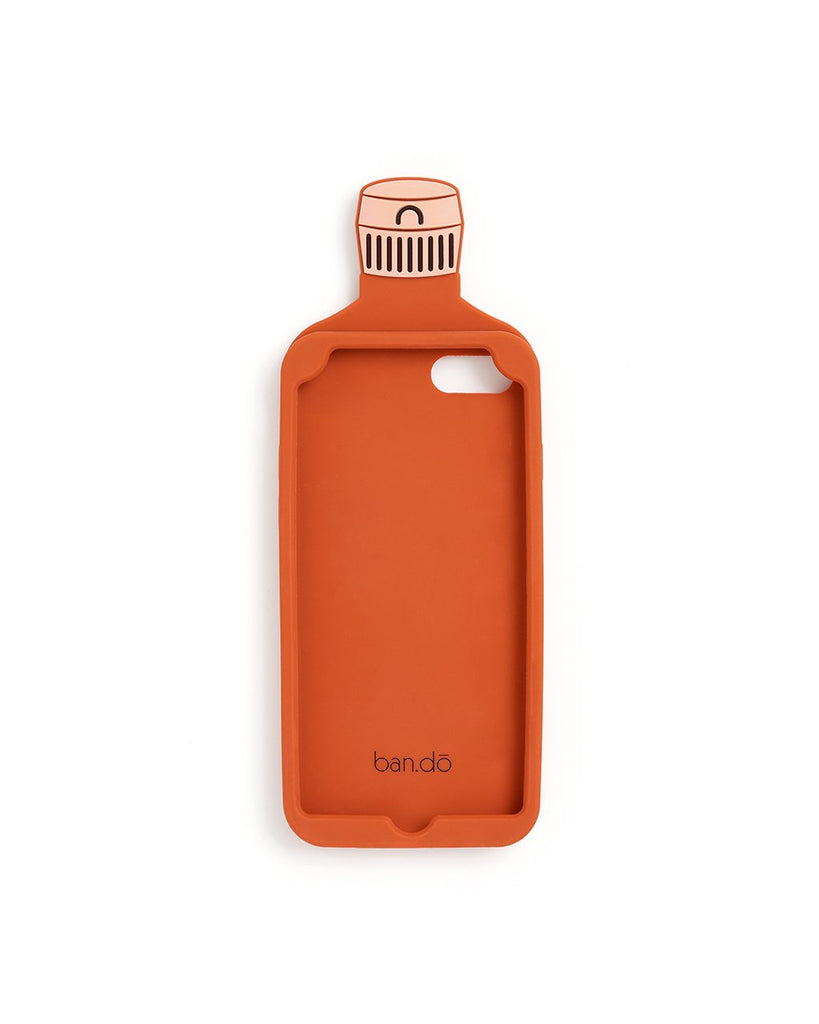 silicone iphone case - sunblock
