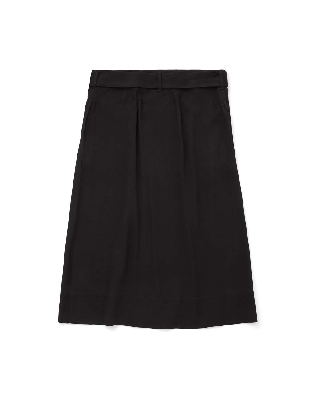 This wrap skirt is a true collaboration between us and you.