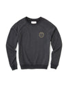 Smile Sweatshirt - Black