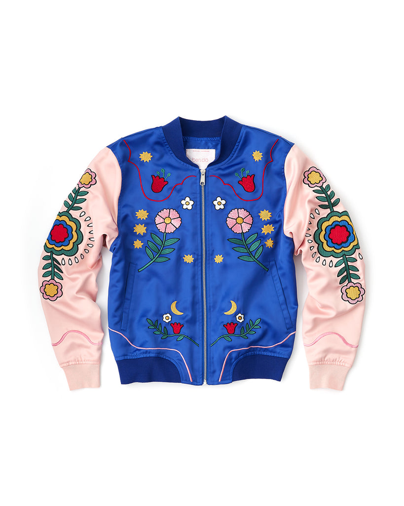 shopthelook_souvenir shop bomber jacket