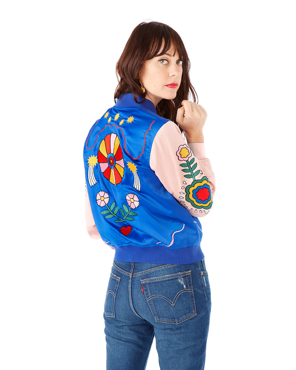 souvenir shop bomber jacket