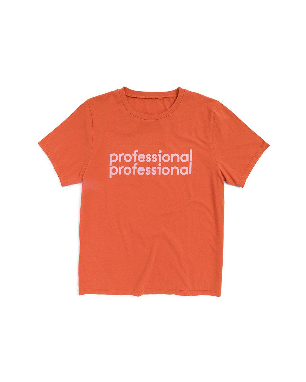 professional professional tee