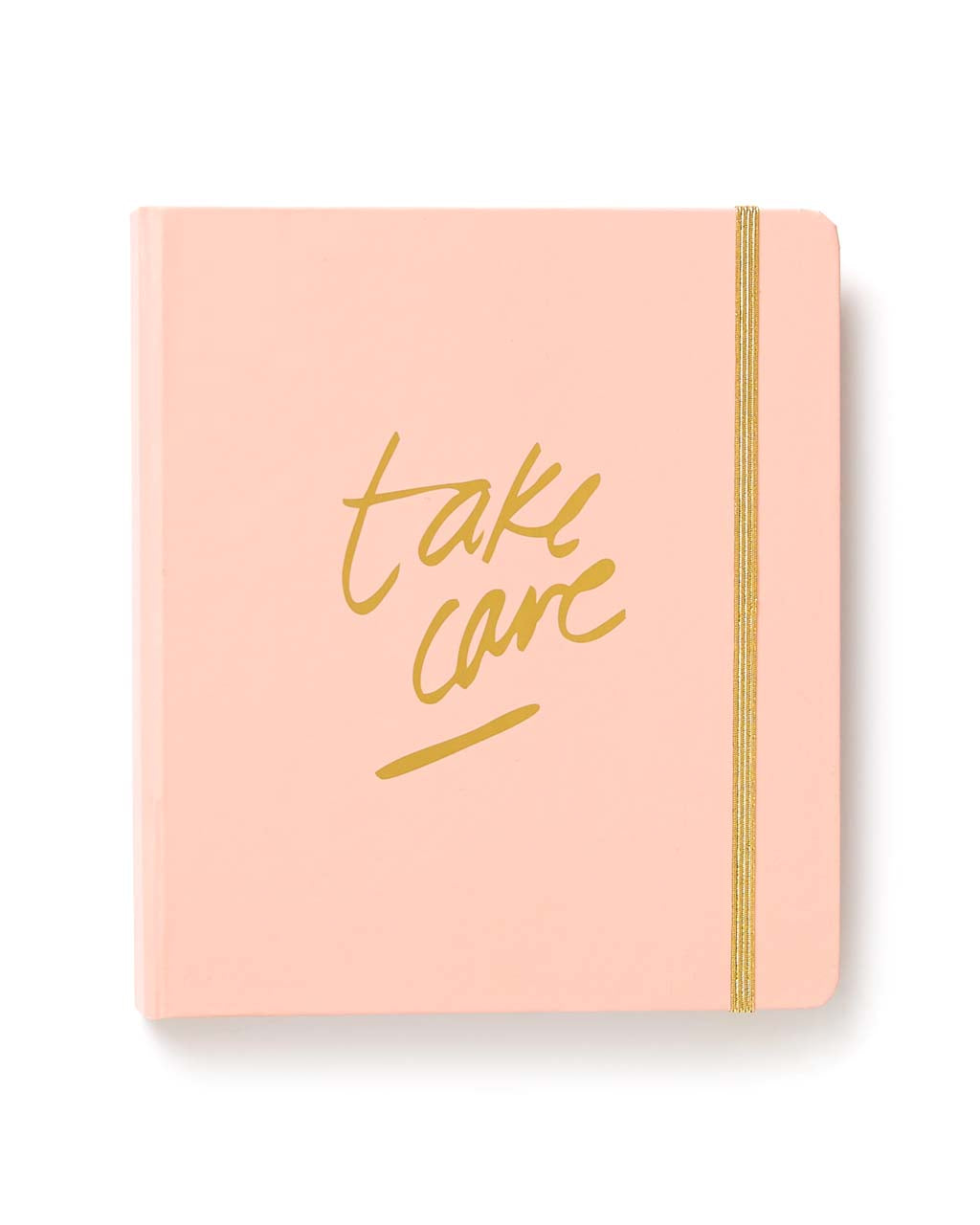 Pink planner with