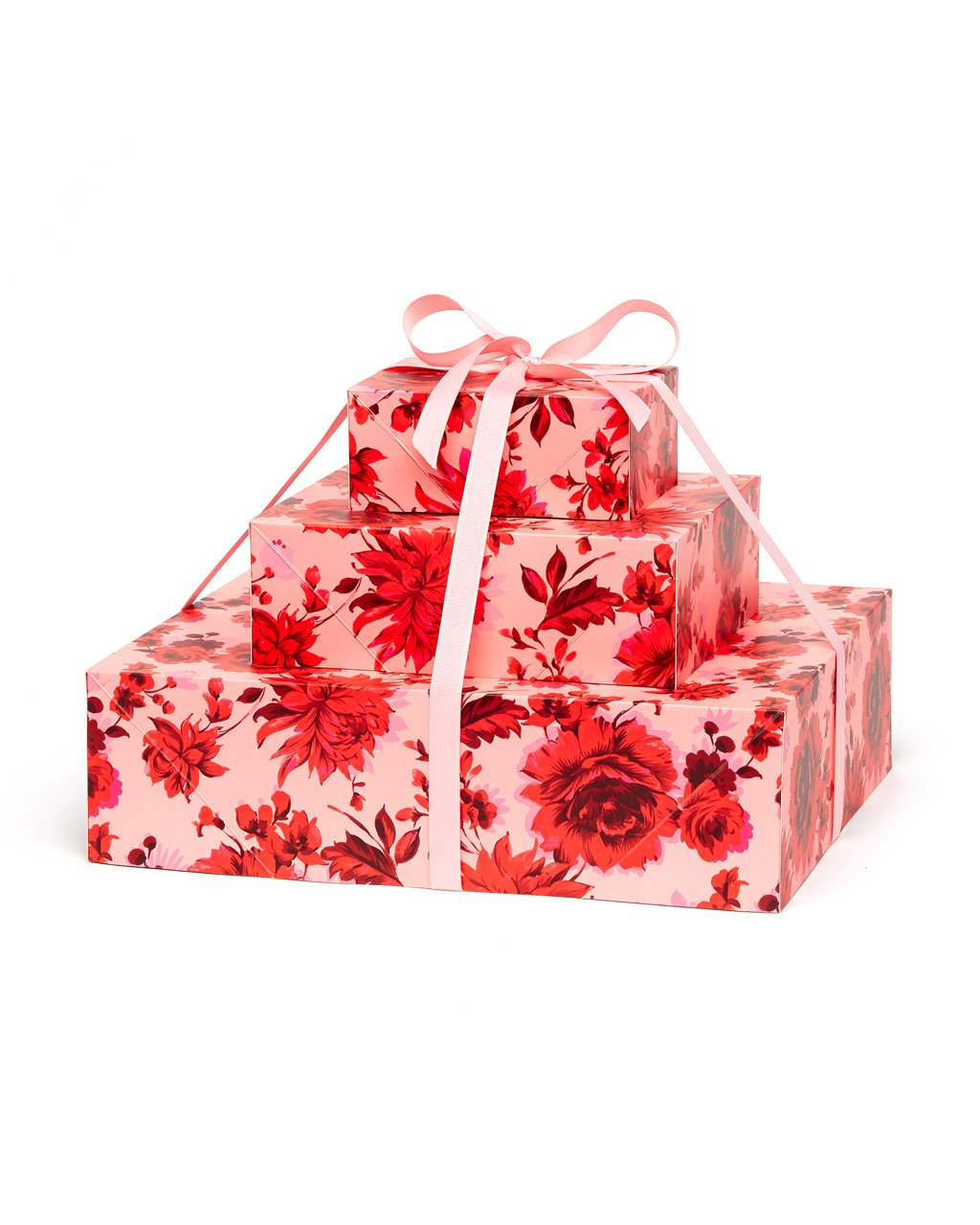 w// Ribbon Pack of 8 30 in x 5 Ft Roll Gift Wrap Paper