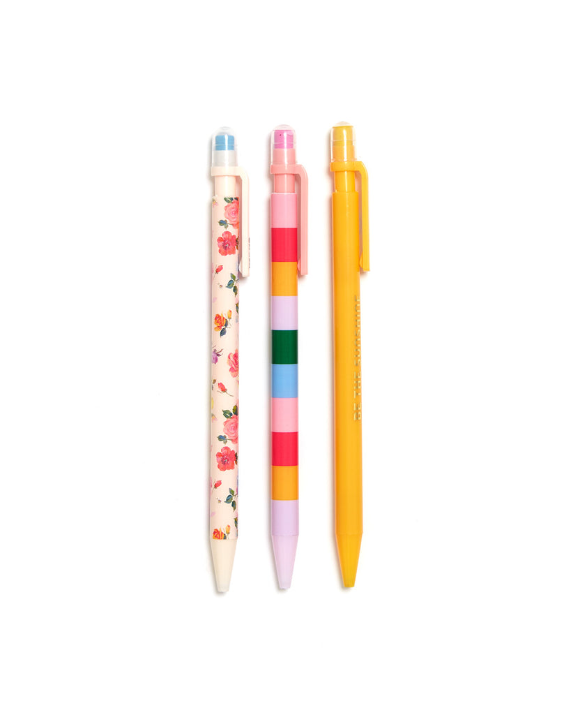 Write on Mechanical Pencil Set - Coming up Roses