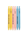 Write On Mechanical Pencil Set - Encouragement
