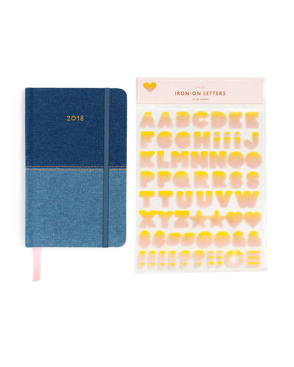self-expression denim agenda bundle