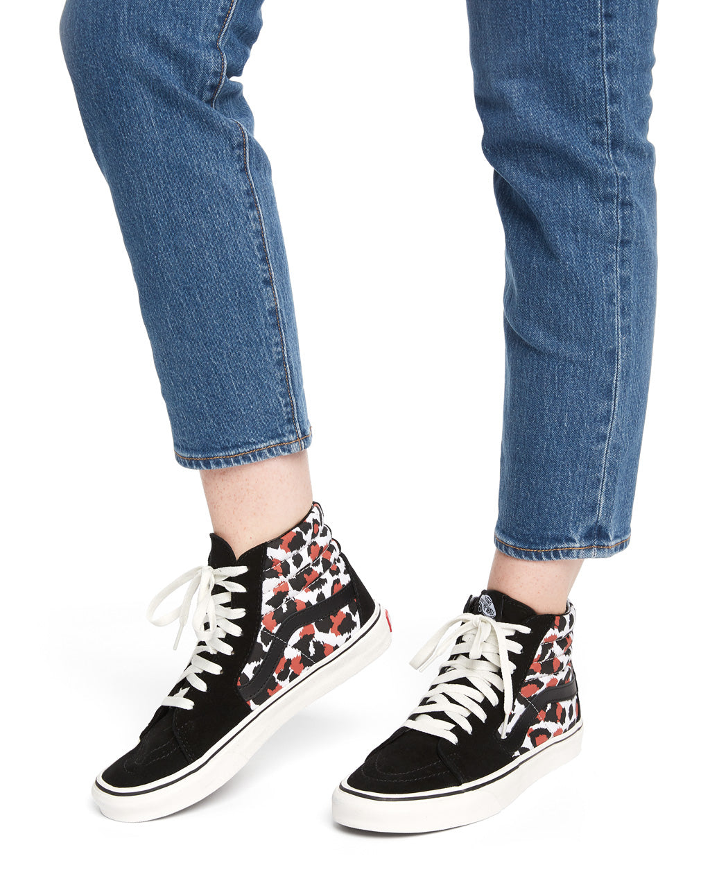 new styles ever popular newest collection Sk8-Hi - Leopard by vans - shoes - ban.do