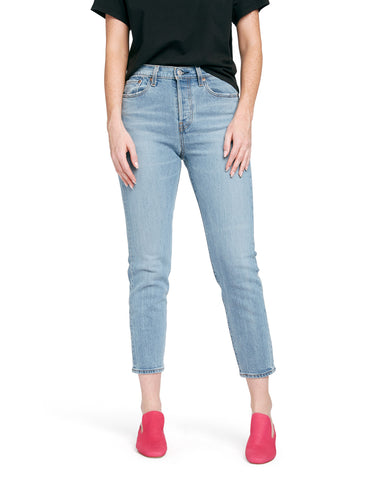 Wedgie Icon Fit Jeans - Bright Side