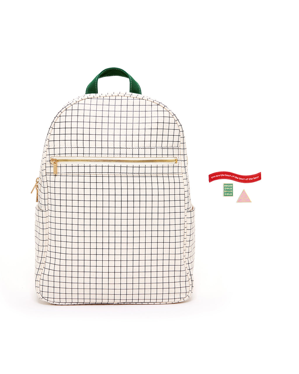 deck out a backpack bundle - grid/compliments