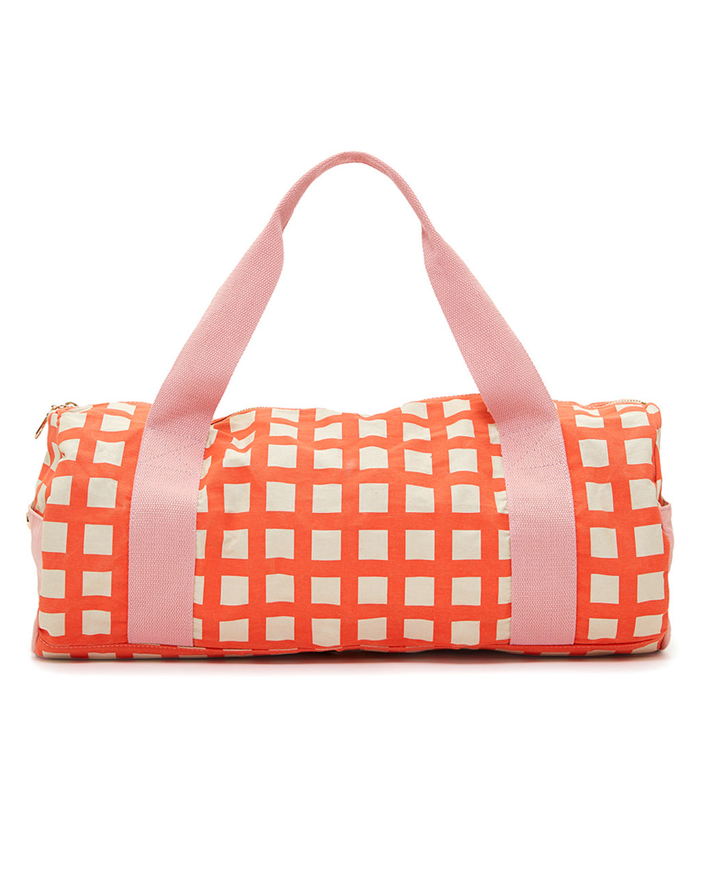 work it out gym bag - lattice