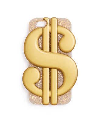 silicone iphone 6/6s case - cash money