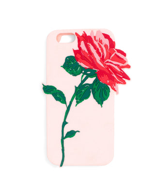 silicone iphone 6/6s case - will you accept this rose?