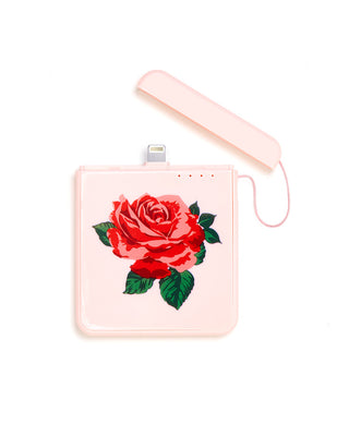 back me up mobile iphone charger - will you accept this rose?