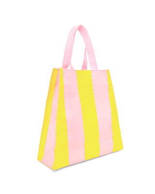 i want it all shopper - beverly stripe