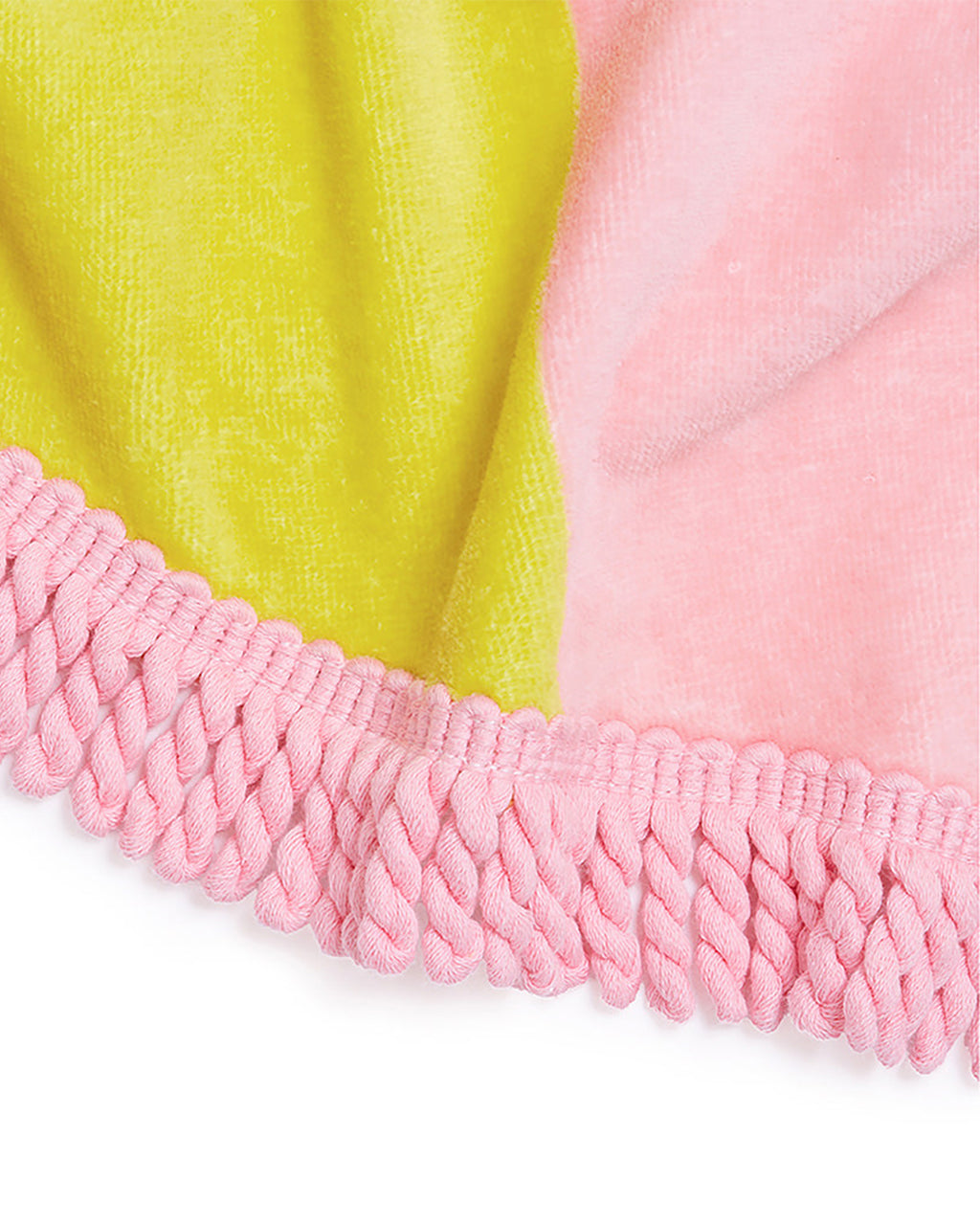 all around giant towel - beverly stripe