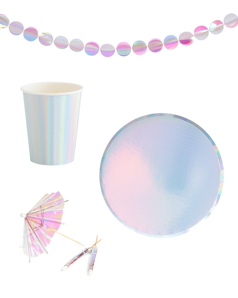 Iridescent Party Bundle