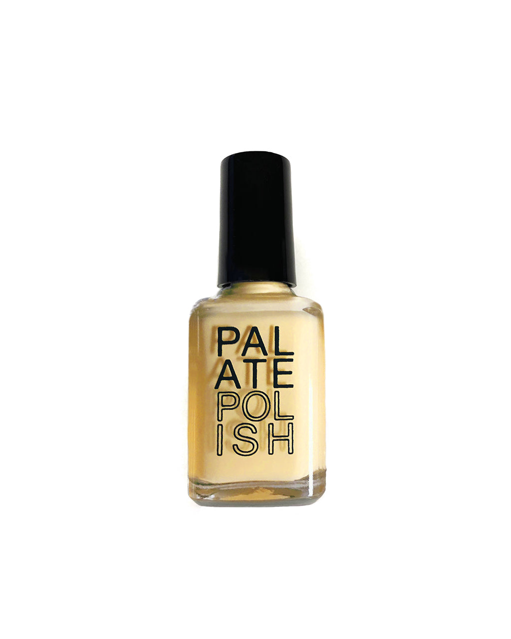 butter colored nail polish