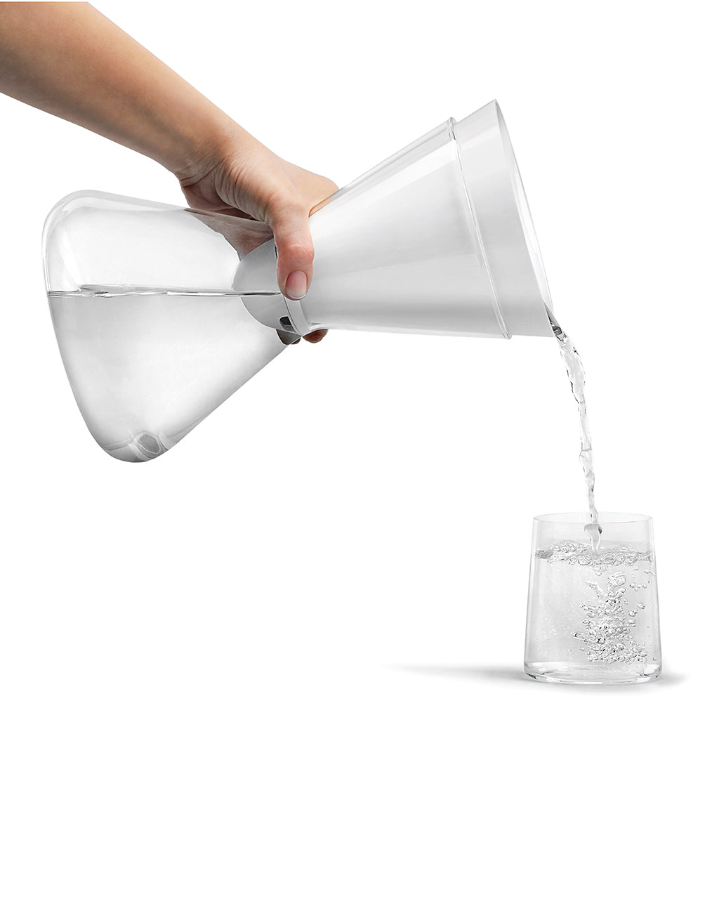 6 cup carafe with water