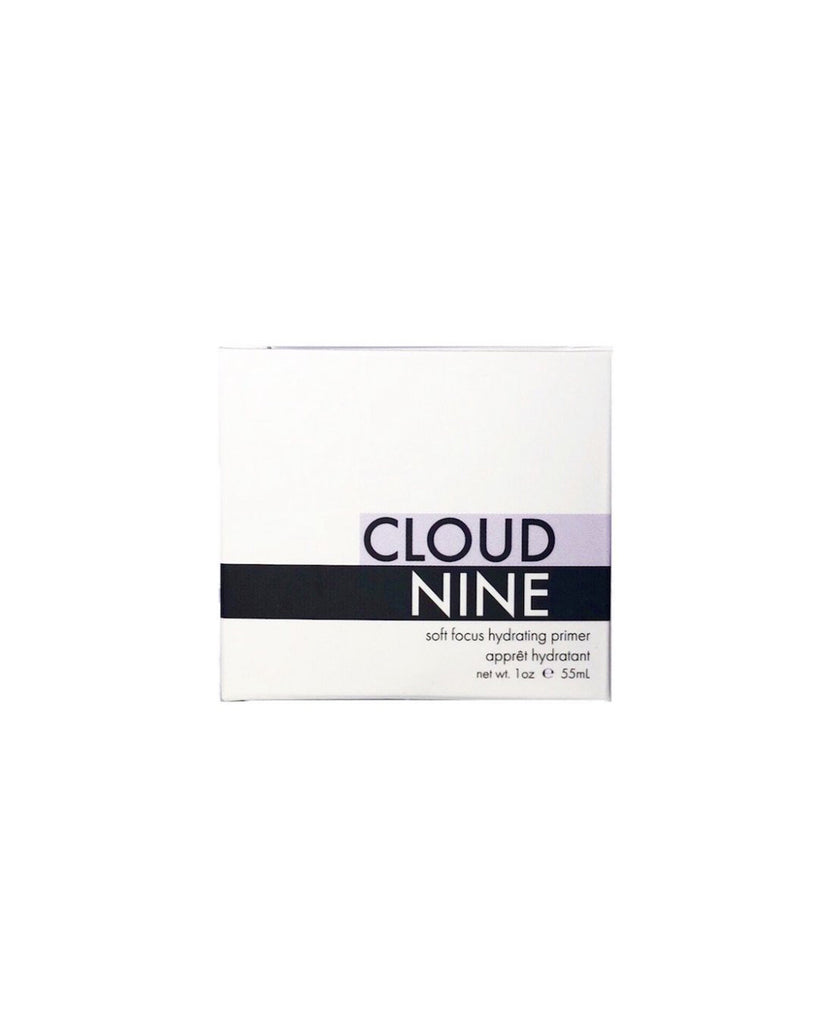 cloud nine moisturizer in small box packaging