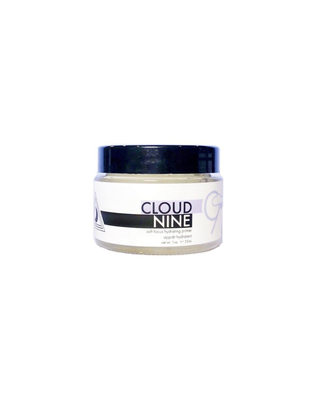 small canister of cloud nine moisturizer
