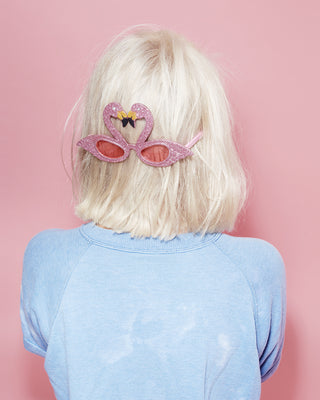 pink flamingo sunglasses