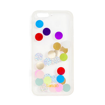 Iphone Case - Confetti Bomb Iphone 6 Case - Europop
