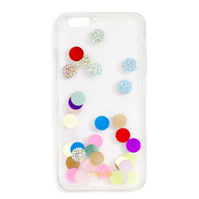 Iphone Case - Confetti Bomb Iphone 6 PLUS Case - Europop