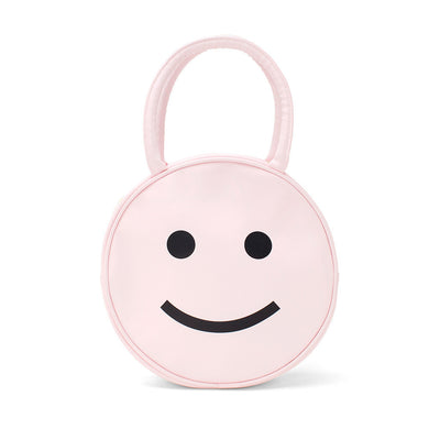 Lunch Bag - Girl's Gotta Eat Lunch Bag - Happy Face