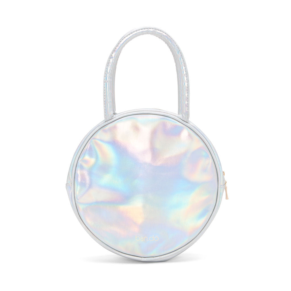 Lunch Bag - Girl's Gotta Eat Lunch Bag - Holographic
