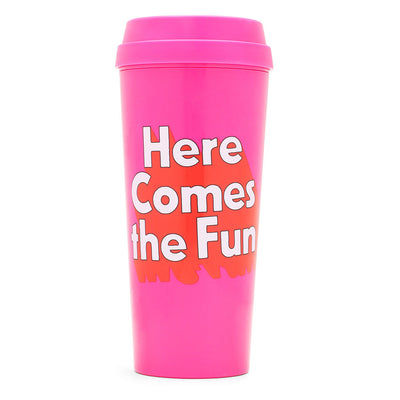Mug - Hot Stuff Thermal Mug - Here Comes The Fun