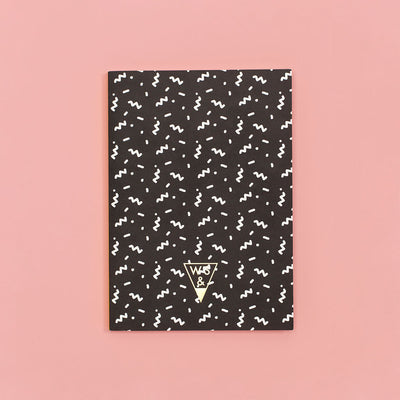 Notebook - Confetti Notebook