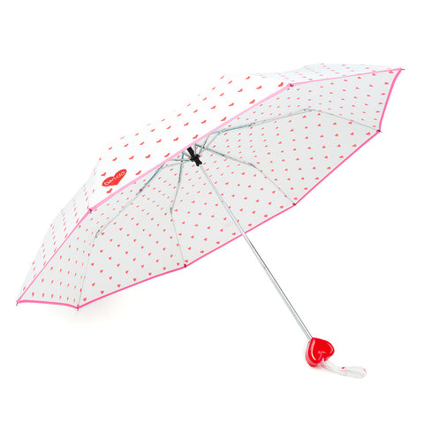 rain or shine umbrella - supercute hearts