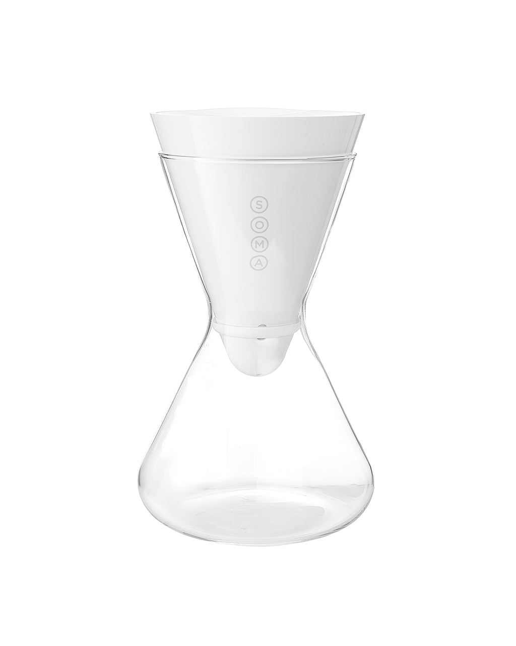 glass 6 cup carafe