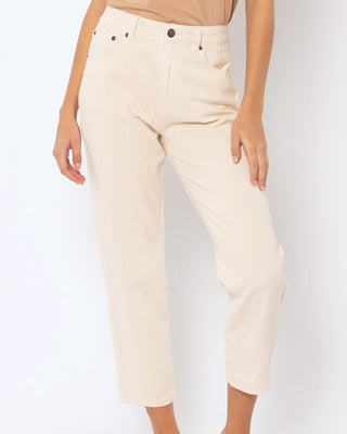stell white wash jeans shown on model